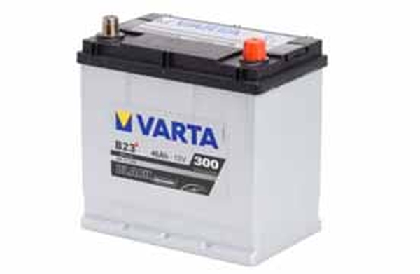 Akumulators VARTA 45Ah 300A 219*135*225 -+ Black